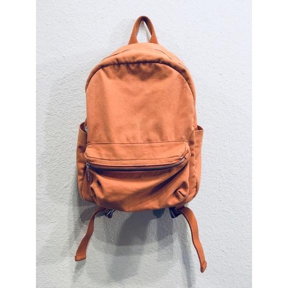 Urban Outfitters Classic Canvas Backpack. M 5a8b696036b9de14b3da89fb aee0e0a7d12e6
